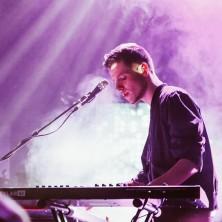 Hip Hop Drummer Charly Beat aus Stuttgart spielt mit Pianist Bastian Völkel. Er ist Keyboarder bei Alice Merton!