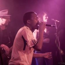 Hip Hop Drummer Charly Beat aus Stuttgart spielt bei Mthunzi